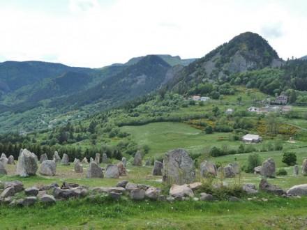 Marche méditative et consciente en Ardèche