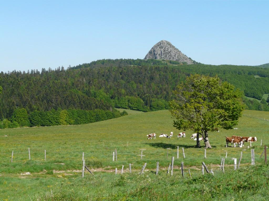 Randonnées sommets des montagnes d'Ardèche 4