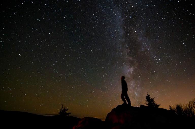 Rando et nuit à la belle étoile
