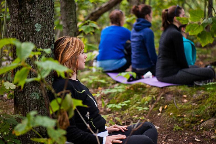 Marche méditative et consciente 5