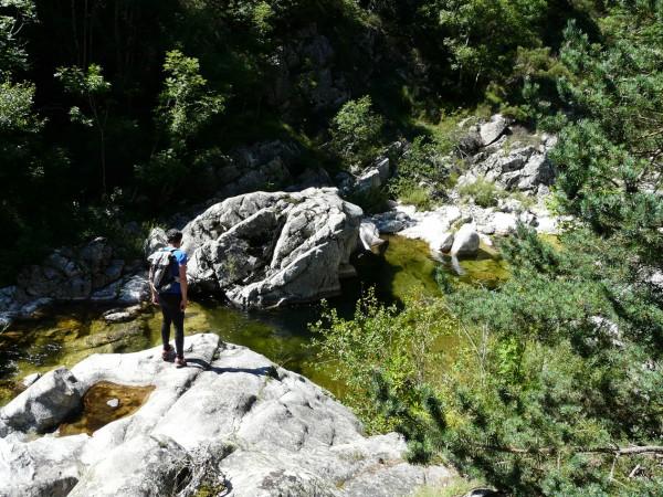 Randonnée aquatique Ardèche 07